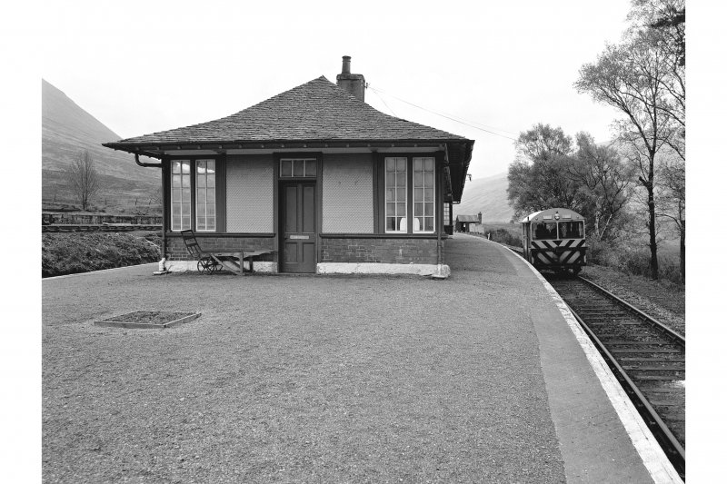 Bridge of Orchy, Station General View