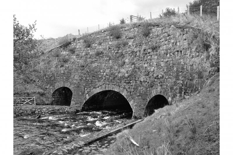 Glen Loy Aquaduct General View