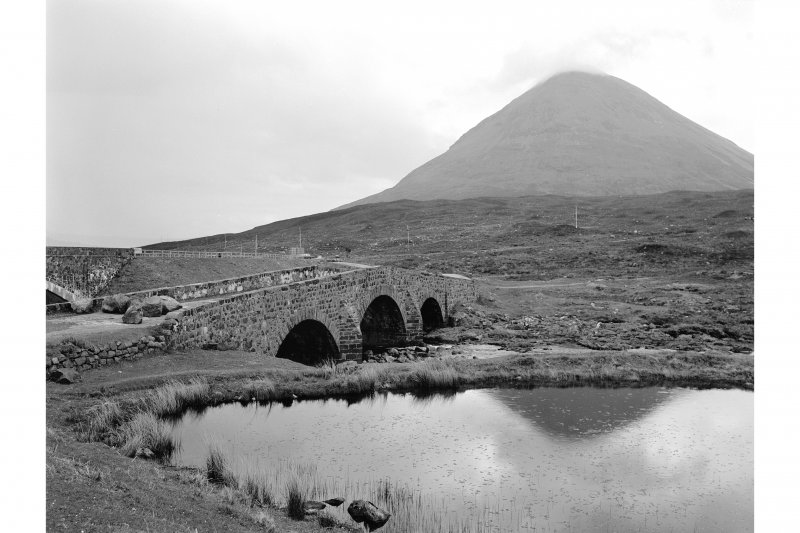 Sligachan, Old Bridge General View