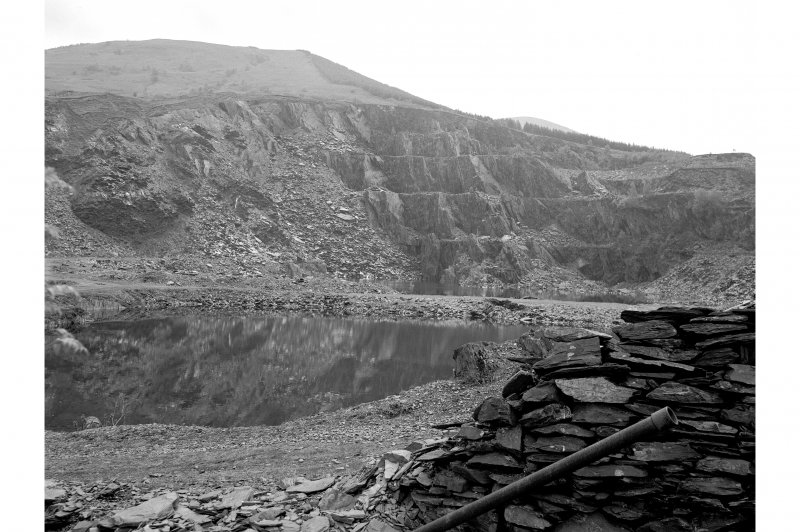 Ballachulish Slate Quarries General View