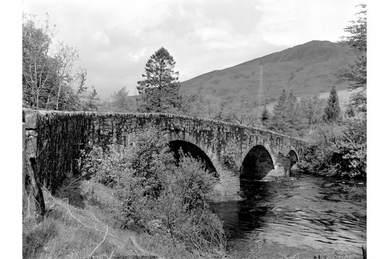 Dalmally Bridge General View
