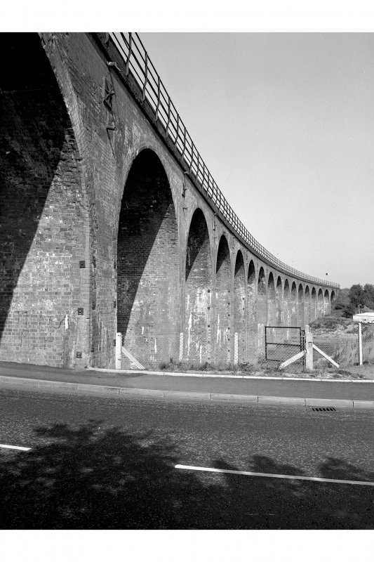 Ferryden Viaduct General View