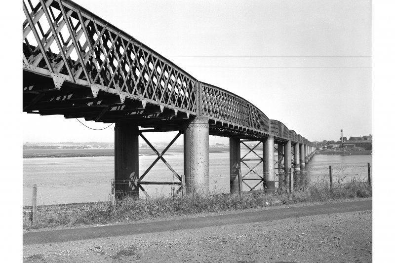 Montrose, South Esk Viaduct General View
