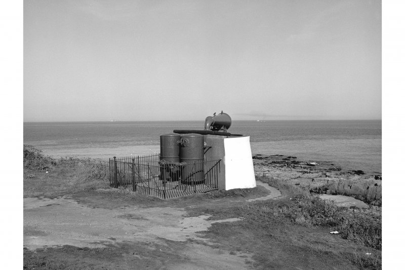 Aberdeen, Girdleness Lighthouse, Foghorn General View