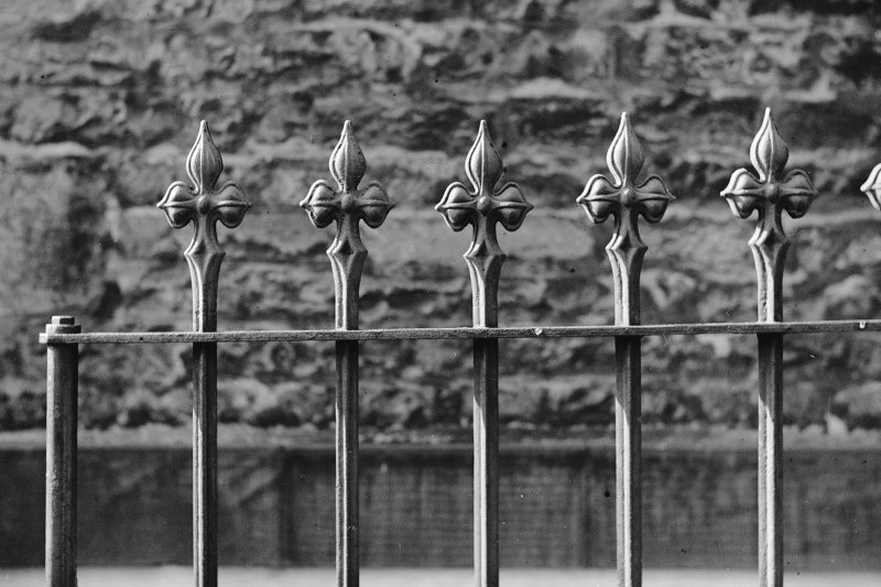 77 Dundas Street and 37 Cumberland Street Detail of finials