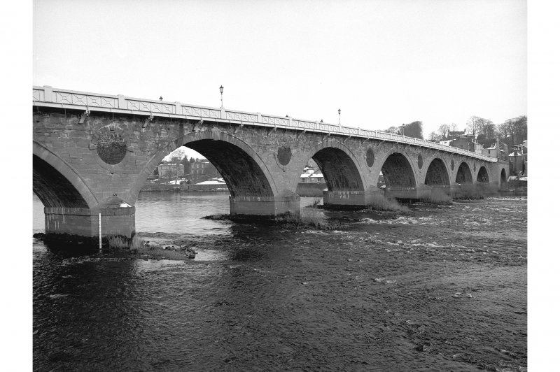 Perth Bridge General View