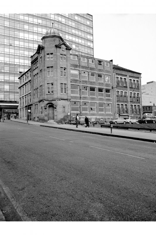 Glasgow, North Hanover Street, Gilmour and Dean Printing Works General View