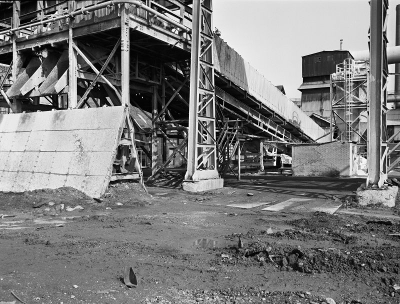 Glasgow, Clyde Iron Works View showing Inchrie of number 1 pig-casting machine