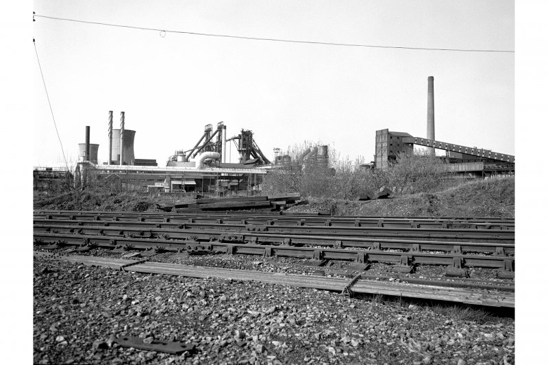 Glasgow, Clyde Iron Works General view of works