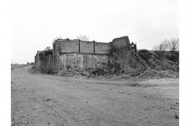 Glengarnock Steel Works Site of old blowing engine-house