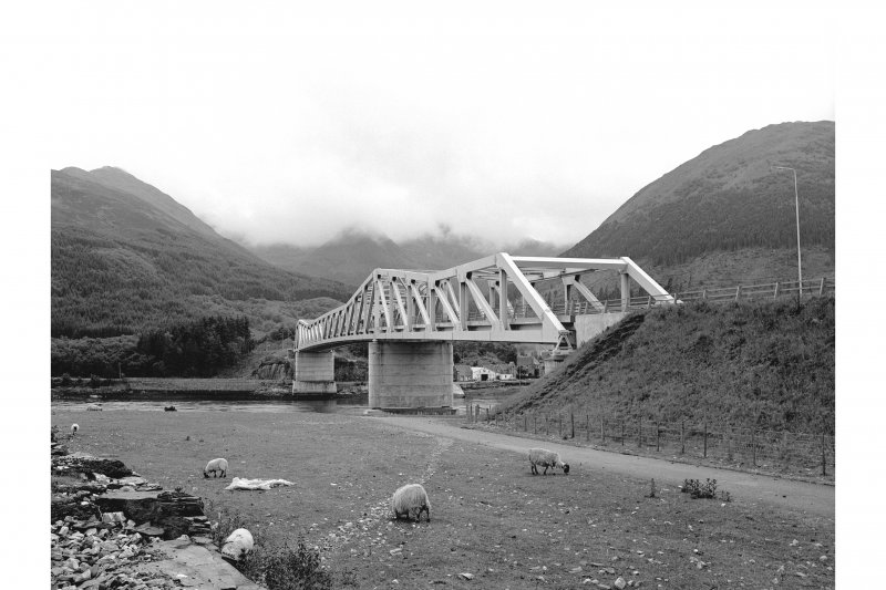 Ballachulish Bridge View from SSW showing W front
