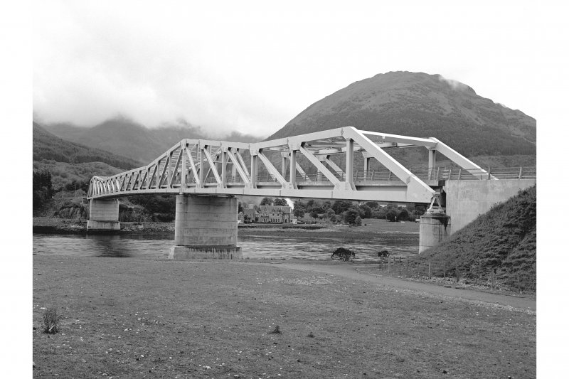 Ballachulish Bridge View from SW showing W front