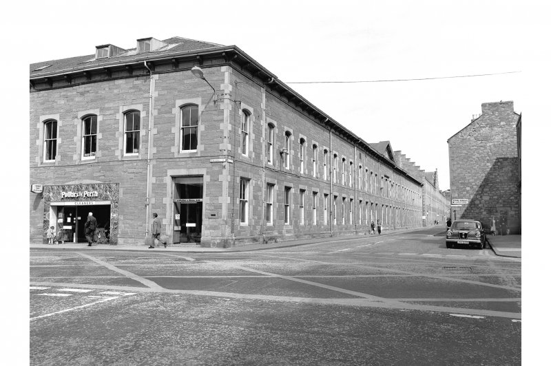 Perth, Mill Street, Pullar's Dyeworks General View