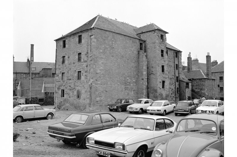 Perth, City Mills, Granary General View