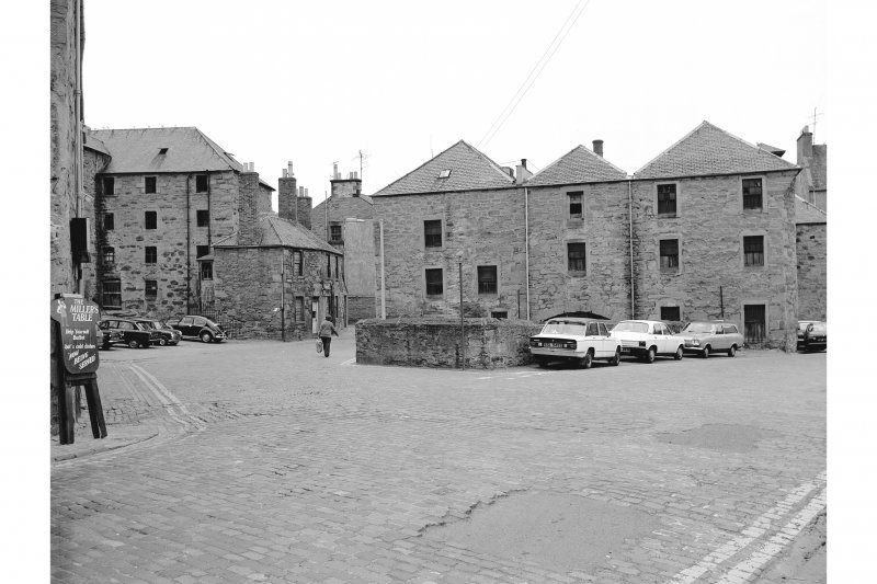 Perth, Lower City Mills General View
