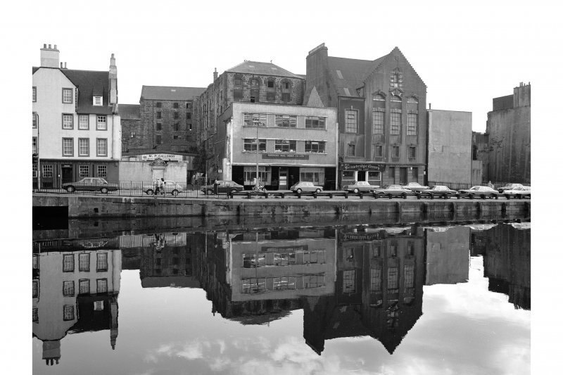 Leith, 46 Shore, Warehouse General View