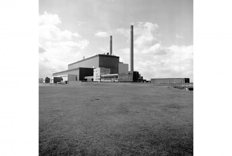 Cockenzie Power Station General View