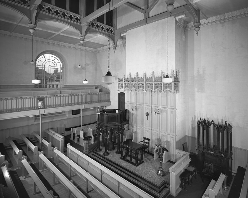 Inveraray Parish Church Interior - general view from north
