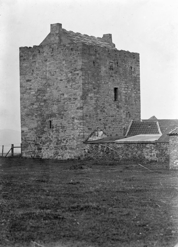 Liberton Tower View from South West