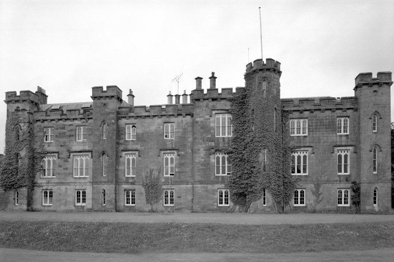 Torrisdale Castle. General view from East.