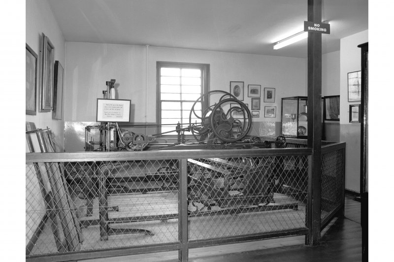 Blantyre, Station Road, Livingstone Memorial, Interior View showing section of mule