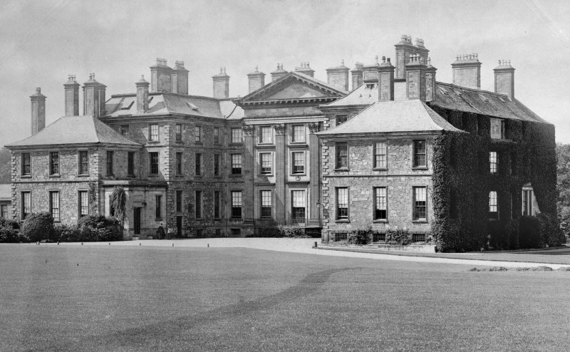 Dalkeith House (Palace).