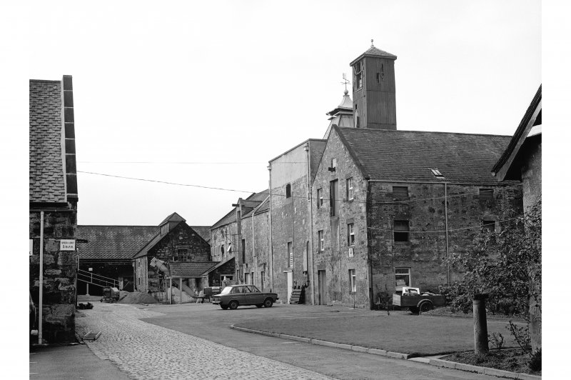Inverness, Telford Street, Glenmhor Distillery General View