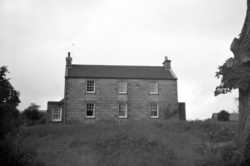 Muckairn Manse. General view.