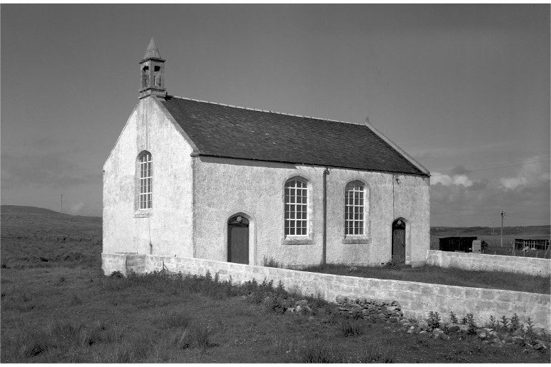 Portnahaven Church, Islay. View from South West.