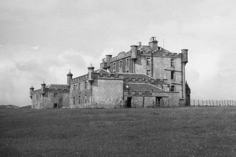 Coll, Breachacha House. General view.