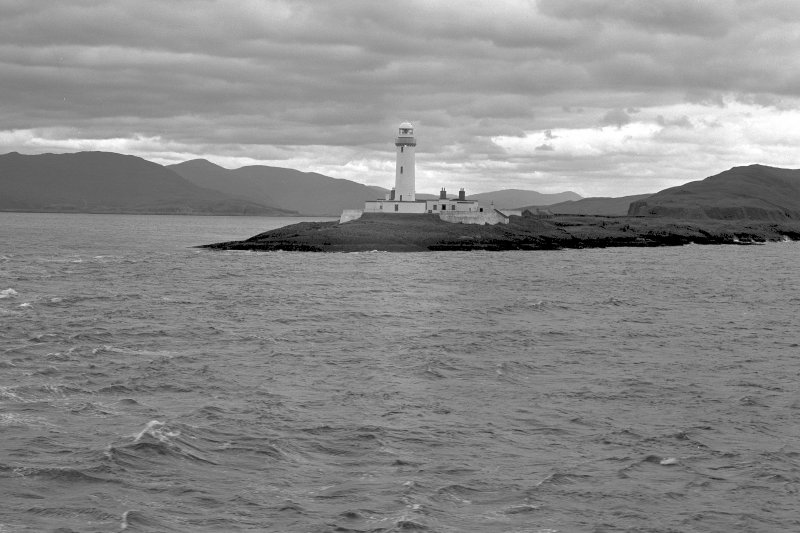 Lismore, Eilean Musdile, Lighthouse. General view from South-East.
