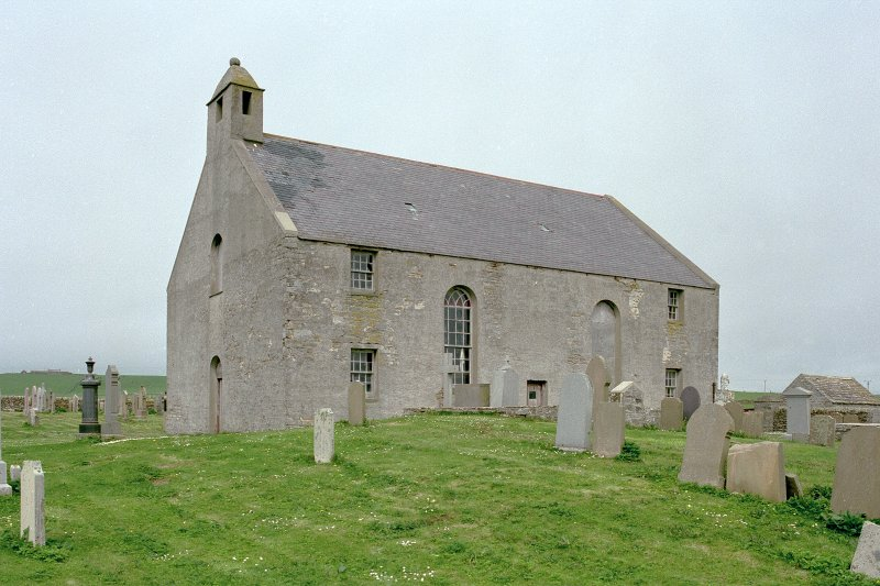 View from South West