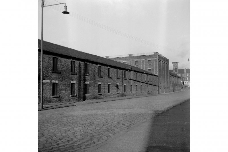 Glasgow, 130 Camlachie Street, Camlachie Distillery General View