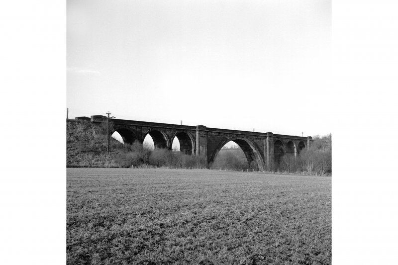 Ballochmyle Viaduct General View