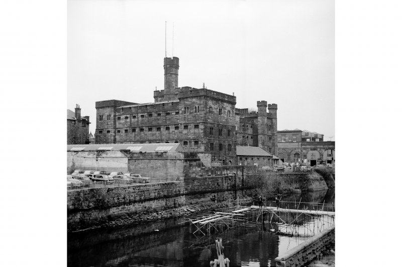 Paisley, County Square, County Buildings and Prison General View