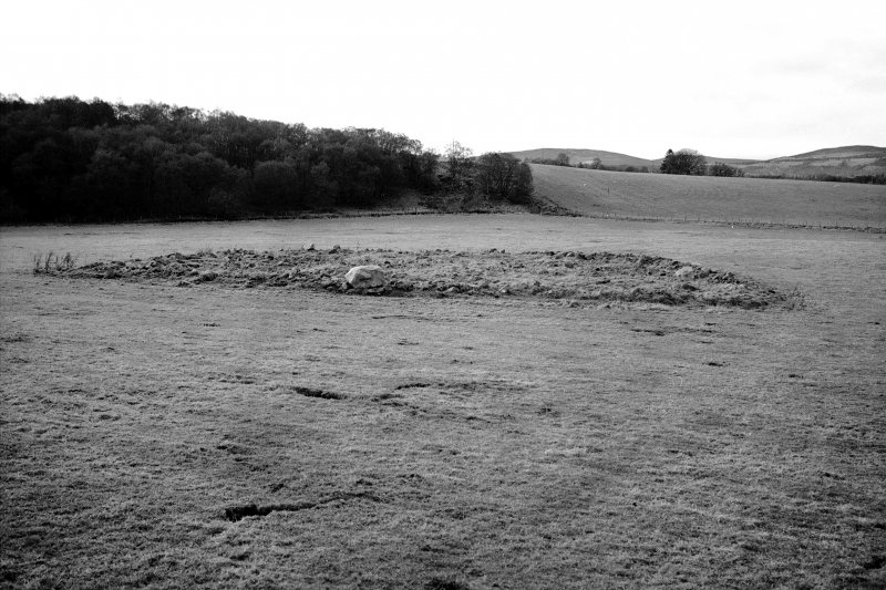 Parc-an-Caipel, Congash. General view of site. Digital image of B47842.