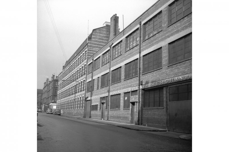 Glasgow, 2-8 Orr Place, Acme Machine Works General View