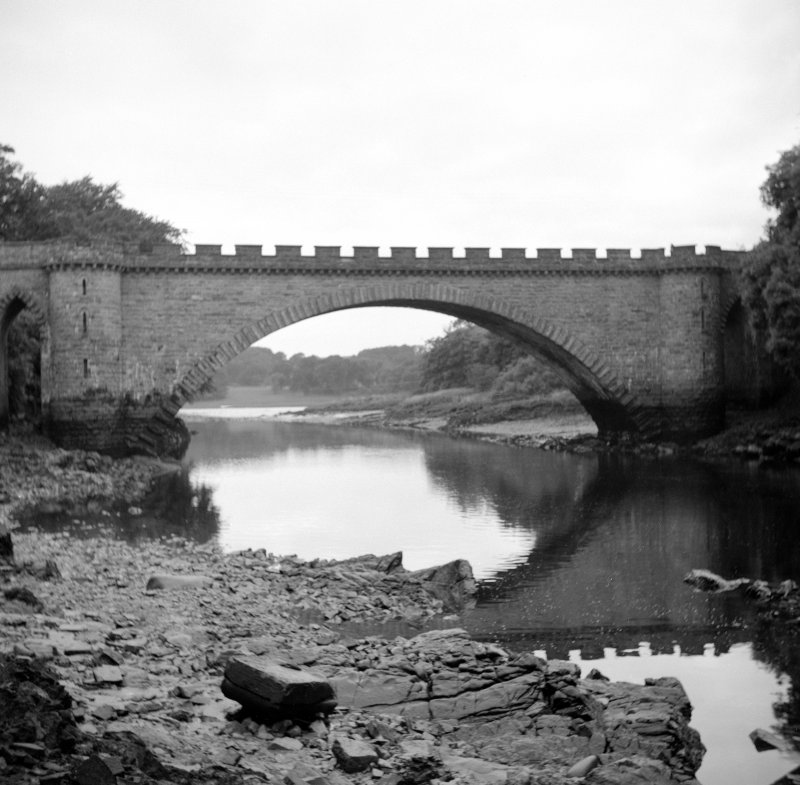 Tongland Bridge General view