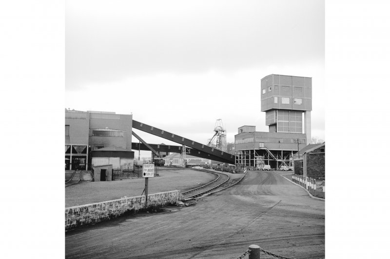 Bedlay Colliery General View