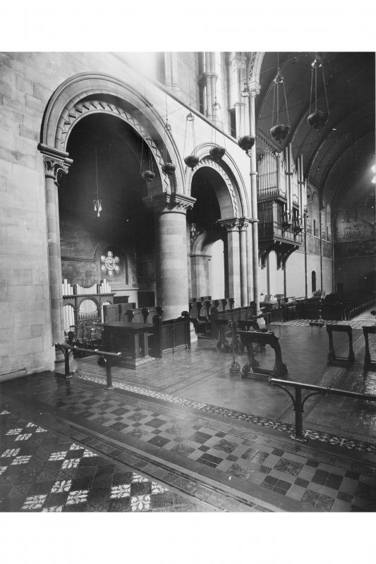 Catholic Apostolic Church, interior General view from East. Digital image of ED/9377/PO.
