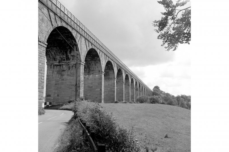 Avon Viaduct View from W showing part of SSW front