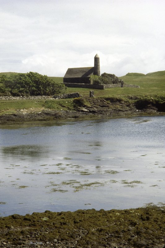 Scanned image of Canna, Church of Scotland.