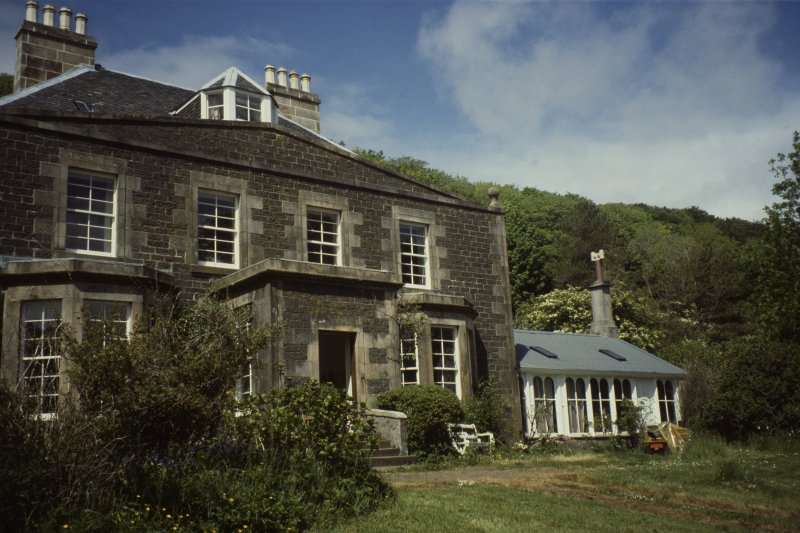 Scanned image of Canna House.