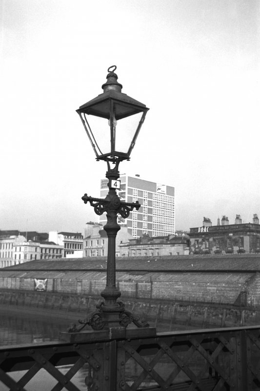 View from SE showing lamp