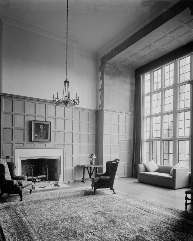 Interior -view of Sitting Room