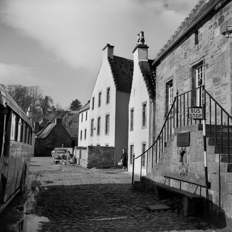 View of Culross.