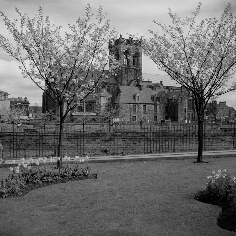 View of Paisley Abbey
