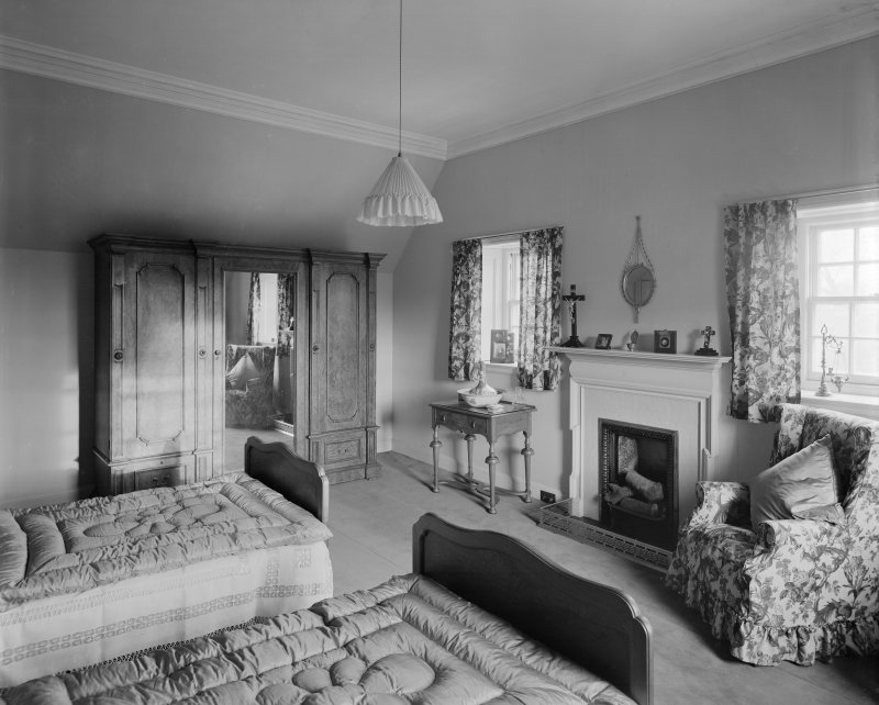 Interior-general view of Bedroom