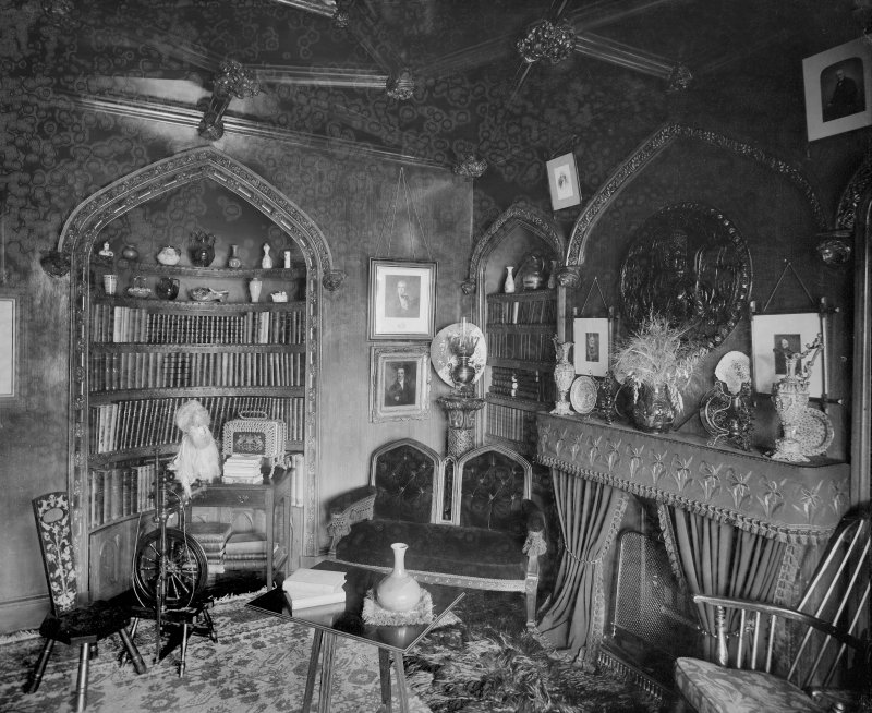 Interior-general view of Drawing Room