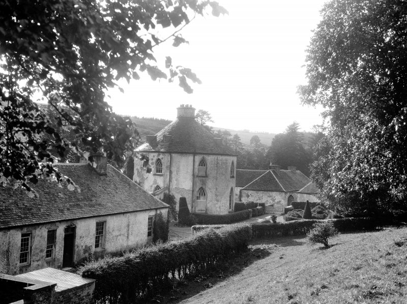 General view. Digital image of BW 493